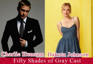 fifty Shades of Gray Cast